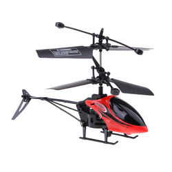 2.4G Remote Control RC Helicopter Drone Aircraft Flying Toys for Beginner $11.49