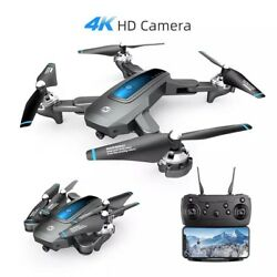 Holy Stone 4K Drone HD Camera Profesional Foldable RC Drone Quadrocopter $119.50