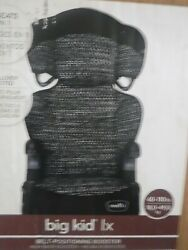Adjustable Car Seat Toddler Safety Booster Chair For 4 Year Old Static Black NEW $52.95