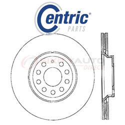 Centric High Carbon Alloy Disc Brake Rotor for 2018 Volkswagen Atlas 2.0L it $66.95