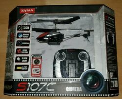 Rc Helicopter With camera syma s107c $25.00