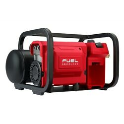 M18 FUEL 2 Gallon Compact Quiet Compressor Tool On Milwaukee Electric Tools MLW2 $464.37