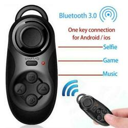Mini Bluetooth GamePad VR Wireless RC Selfie Shutter For iOS Android F1S2 $5.77