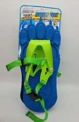 Airhead Snow Products MONSTA TRAX Kids Snowshoes for Boys and Girls $31.95