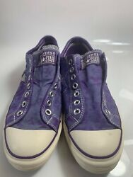 Converse One Star Womens M845DRFS00626 Canvas Athletic Sneaker Shoes Size 10 $29.99