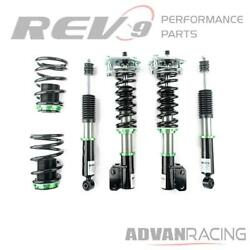 Hyper Street ONE Coilover Lowering Kit Adjustable for MUSTANG 87 93 $399.00