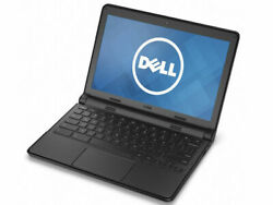 Dell Chromebook 3120 11.6quot; Celeron N2840 2.16GHz 16GB SSD 4GB RAM $74.99