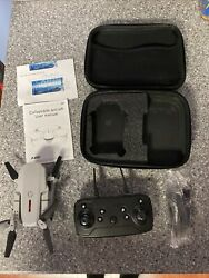 Drone Collapsible Quadcopter with Padded Zip Case USB Cable Manual 2.4 GHZ NEW $39.00