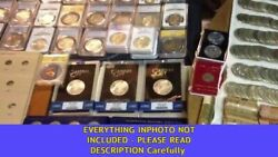 ESTATE SALE US Coin Hoard Silver Coins Old Coin Collection 50 coins lot $22.00