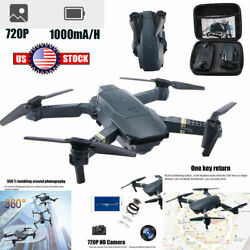 Mini Drone Quadcopter Selfie WIFI FPV HD Camera Foldable Arm RC Toy US STOCK $36.72