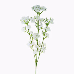 5 Stem Artificial Fake Baby Breath Gypsophila Silk Flowers Bouquet Vase Decor