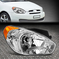 FOR 07 11 ACCENT RIGHT PASSENGER OE STYLE HEADLIGHT REPLACEMENT LAMP HY2503144 $43.99