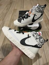 Nike Blazer Mid READYMADE White Size 11 CZ3589 100 CONFIRMED and SHIPPED $419.99