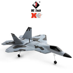 Xk A180 F22 RC Airplane 3CH Beginner RC Plane RTF Electric Remote Control Plane $145.78