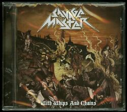 Savage Master With Whips And Chains CD new High Roller Records $16.66