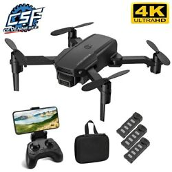 2021 NEW Mini KF611 Drone 4k HD Wide Angle Camera 1080P WiFi Fpv Drones Camera Q $43.46