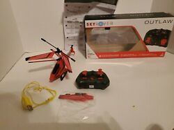 Skyrover Outlaw 6 Way remote Control Helicopter $24.99