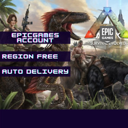 INSTANT DELIVERY ARK: Survival Evolved EPICGAMES Global Cheap price $3.49