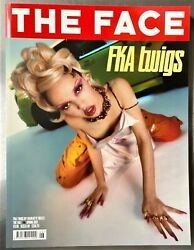 THE FACE MAGAZINE UK EDITION VOLUME 4 ISSUE 6 BRAND NEW $24.99