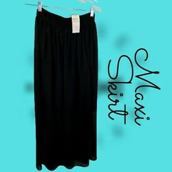 Maxi Skirts for Women Long Length Skirts Beach Swimsuits Coverup NWT $25.00