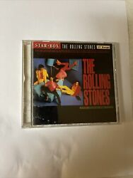 ROLLING STONES Star Box JAPAN CD CSCS 5115 Exc Cond $12.90