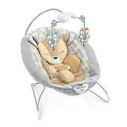 Fisher Price Fawn Meadows Deluxe Bouncer $49.99