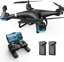 Holy Stone HS110G RC Drones with 1080P HD Video Camera GPS Quadcopter Follow Me $79.99