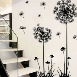 Wall Stickers Dream Of Flying Wall Living Room Bedroom Wall Decoration 50*70cm $5.94