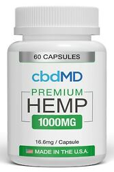 1000mg PLANT EXTRACT CAPSULES U.S. ORGANIC FOR PAIN RELIEF MOOD amp; SLEEP ISSUES $44.99