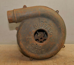 Buffalo 14quot; forge blower model 200 silent for electric motor collectible tool $199.99