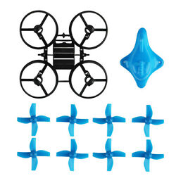66mm Whoop Frame 4 Blade Propellers Shark Canopy for Micro FPV Racing Drone $9.99