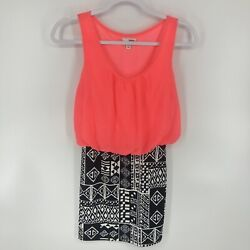 Bongo Cute Dress Size Small Stretch Skirt Womans Size S