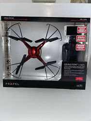 Propel Drone Graviton WIFI 2.4GHz Quadrocopter With Live Video Streaming $84.99
