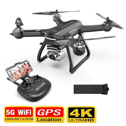 Holy Stone HS700D with 4K 5G HD Camera FPV RC Quadcopter Brushless GPS RC Drone $189.99