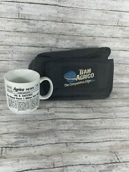 Vintage Agrico Coffee Mug And Fanny Pack $17.99