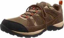 Columbia Men#x27;s Redmond V2 Waterproof Hiking Shoe Pebble Desert Sun Size 10.0 $49.65