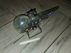 VINTAGE 1983 TRISTAR MASH ACTION FIGURES with HELICOPTER for parts repair $125.00