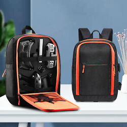 Backpack Bag For DJ FPV Racing Drone Quadcopter Goggles V2 Remote Controller $66.81