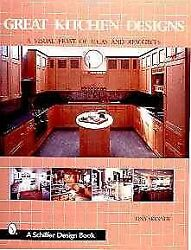 Great Kitchen Designs : A Visual Feast of Ideas and Resources Paperback by S... $31.55