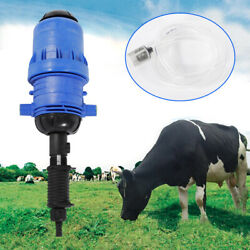 Water driven Chemical Fertilizer Injector Water Proportional Dosing Pump Auto $68.00