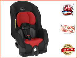 Evenflo Tribute LX Convertible Rear Facing Car Seat Red $64.99