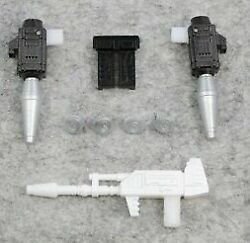 3D DIY weapons wheels upgrade KIT FOR earthrise Prowl $19.99