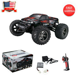 1:12 Scale Large RC Cars Speed: 40km h Road Monster Truck Electric Toys Trucks $53.99