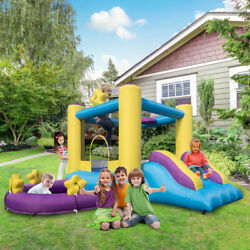 Inflatable Bounce House Castle Jump and Slide Bouncer for Outdoor Entertainment $240.00
