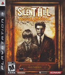 Silent Hill Homecoming PS3 New Playstation 3 $23.99