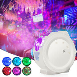 3in1 Rechargeable Galaxy Starry Projector LED USB Star Moon Night Light Sky Lamp $13.99