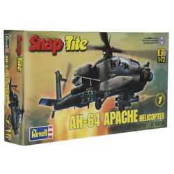 Snap Tite AH 64 Apache Helicopter Model Kit $23.09