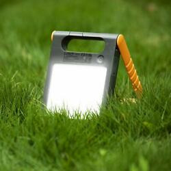 LUTEC Camping Lantern Solar USB Phone Charger Portable Outdoor Emergency Light $14.99