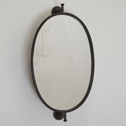 Waverly Vintage Wall Mirror $71.24