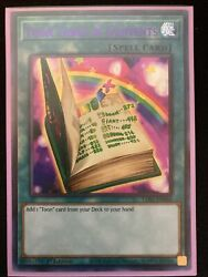 Toon Table of Contents Purple Ultra Rare 1st Edition M NM LDS1 EN069 $1.75